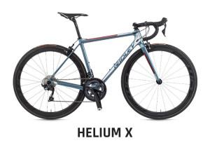 HELIUM X フレームセット